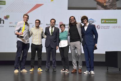 CECO2DA premio ciencia navarra SciencEkaitza