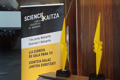 PREMIOS SCIENCEKAITZA