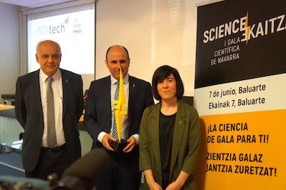 Pamplona SciencEkaitza
