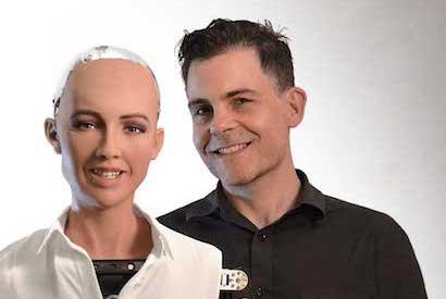 Sophia Hanson Robotics Pamplona SciencEkaitza