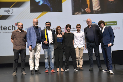 Emotional Films premio ciencia navarra Sciencekaitza