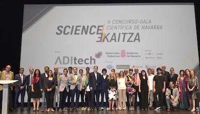 concurso científico navarra